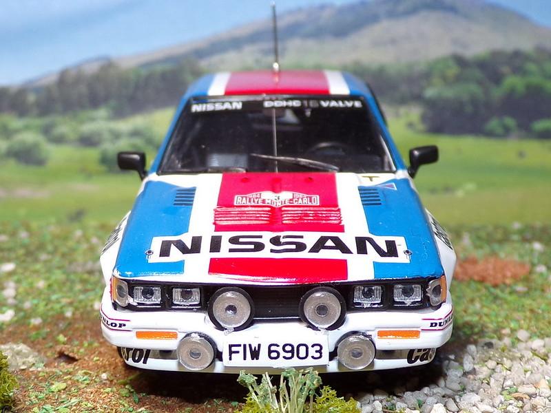 Nissan 240 RS – Montecarlo 1984