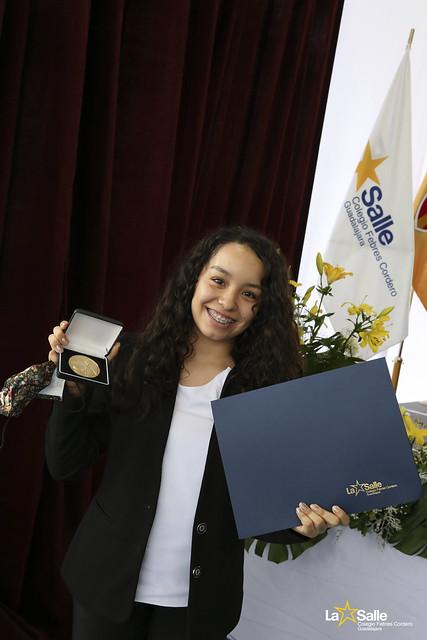 Misa de fin de curso y Acto Académico 3° de Secundaria Generación 2018-2021