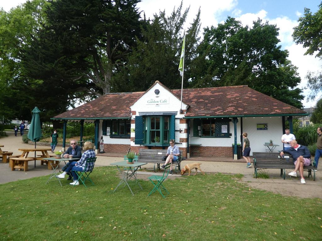 Garden Cafe, Montpelier Gardens, Cheltenham