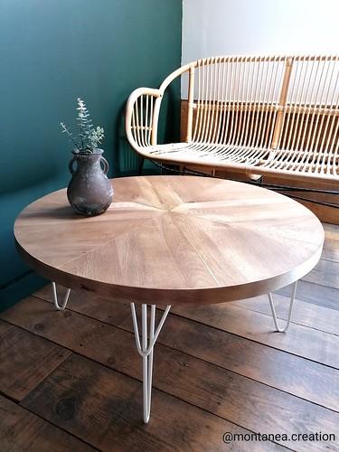 Table basse Montanea