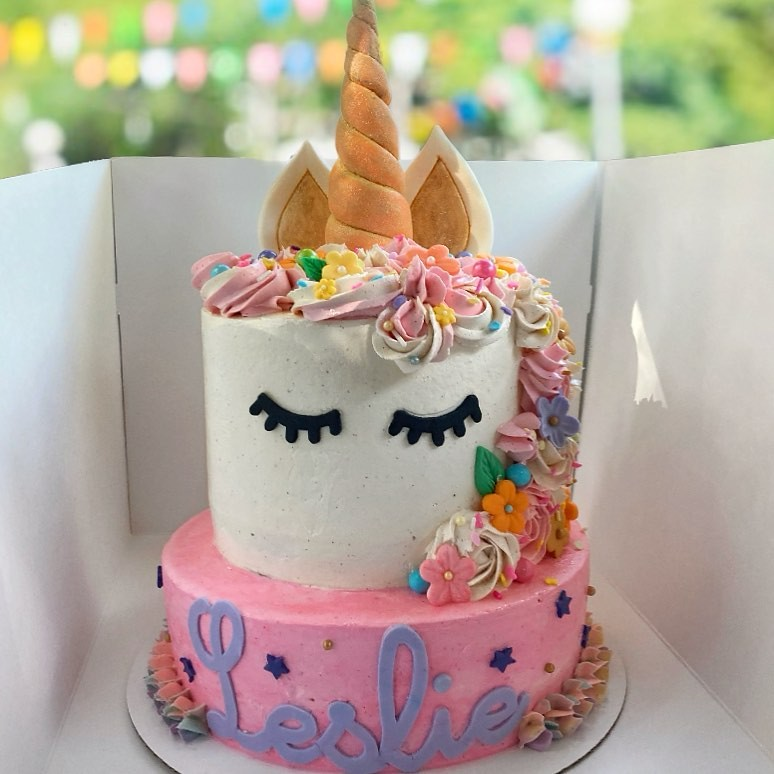 Cake by District Cupcake