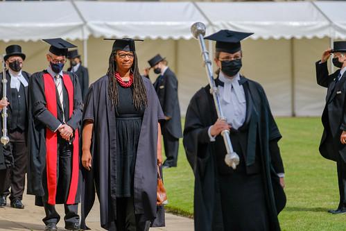 Sonita Alleyne OBE, Master of Jesus College