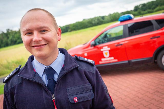 01.07.2021 Vereidigung Stadtbrandinspektoren