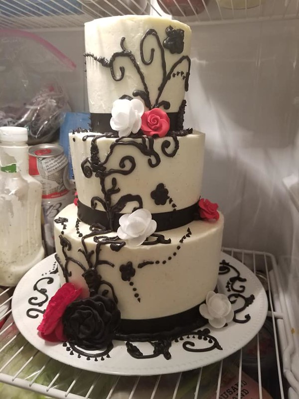 Cake by Sandra Kay's Sweets and Cakes