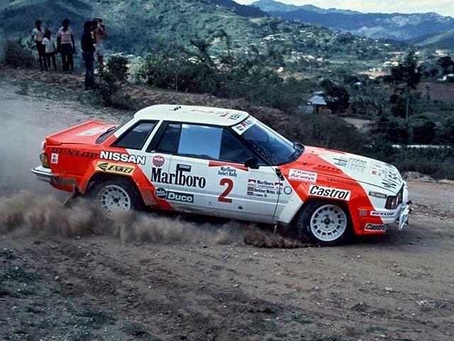Nissan 240 RS – Safari 1984