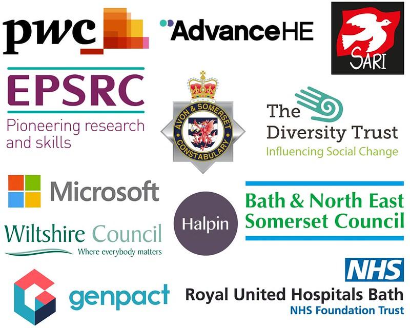 List of external partners logos