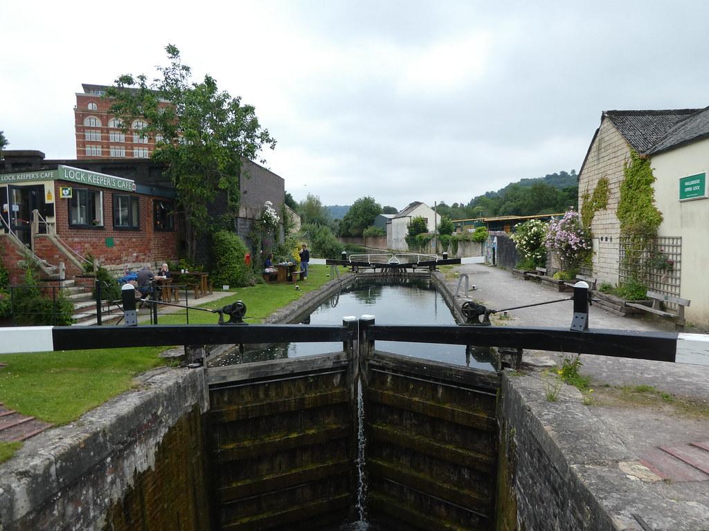 Wallbridge Lock, Stroud
