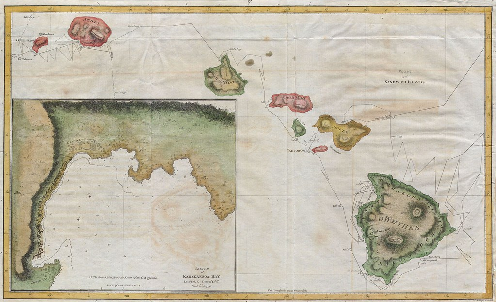 1785_Cook_-_Bligh_Map_of_Hawaii_-_Geographicus_-_Hawaii-cook-1785