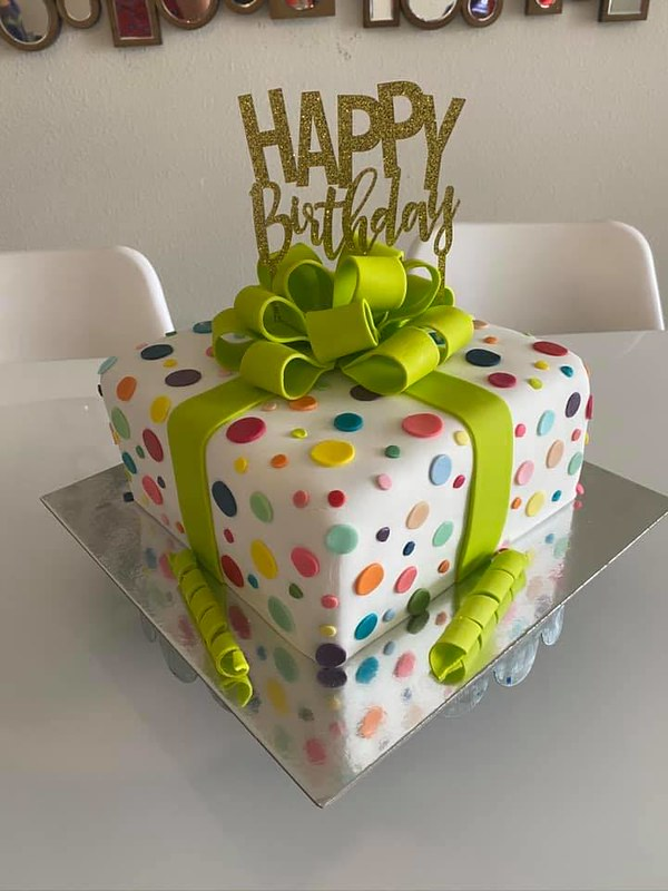 Cake by J & I Cakes and More