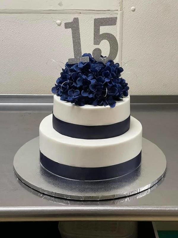 Cake by Rubí's Bakery