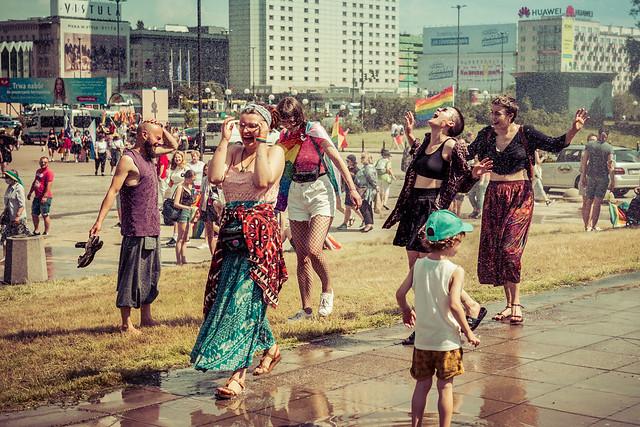 Heat. Warsaw Pride [explored 2021-07-03]