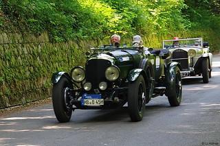 1928 Bentley 4,5 L Le Mans Open