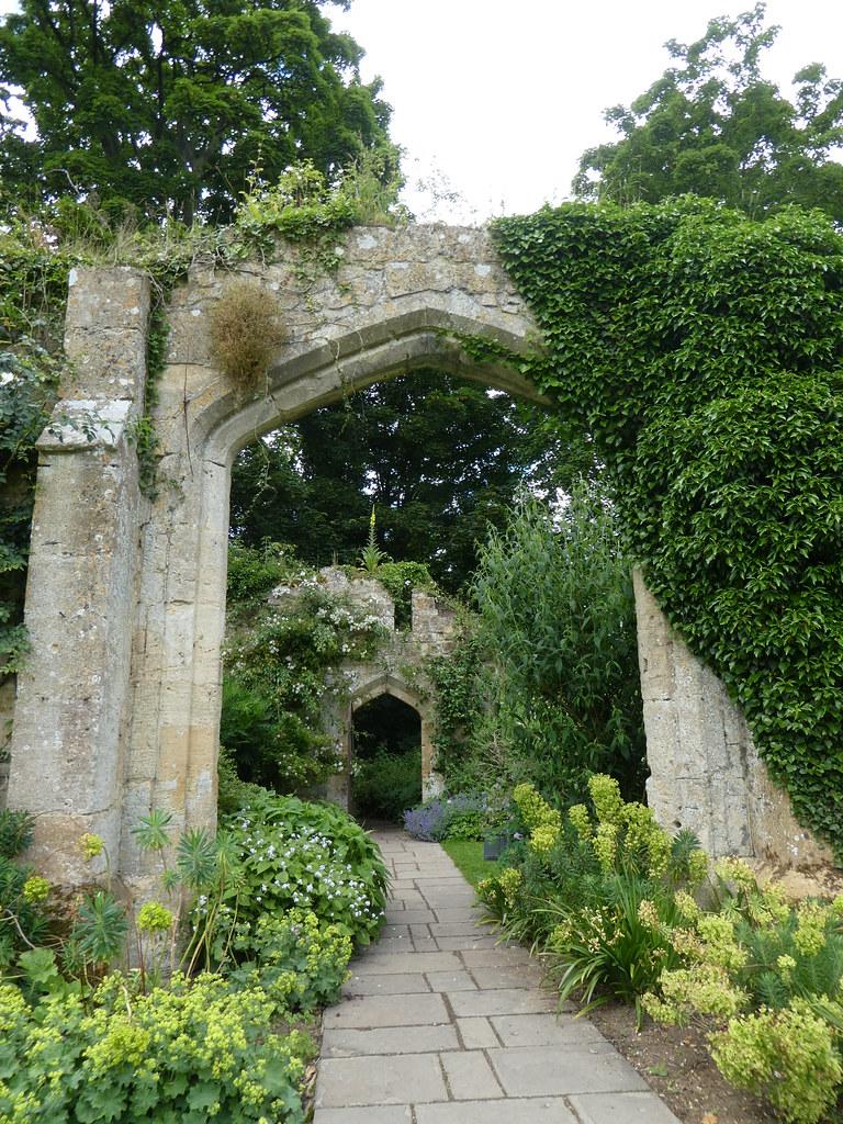 Tithe Barn Ruins, Sudeley Castle