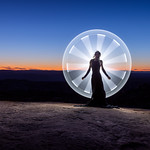 """With Kim Henry! This is made using a pair of MilkyWhite tubes - <a href=""""https://lightpainting.store"""" rel=""""noreferrer nofollow"""">lightpainting.store</a>"""