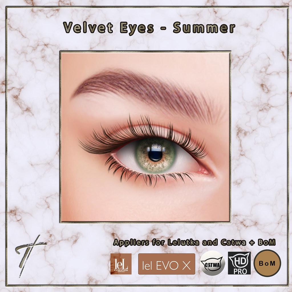 Tville – Velvet Eyes *summer*
