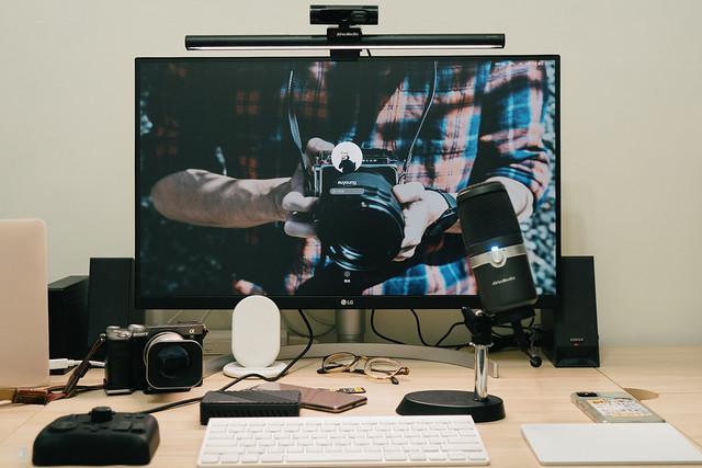 攝影師線上課程筆記:圓剛AVerMedia麥克風、擷取盒與視訊鏡頭 | 01