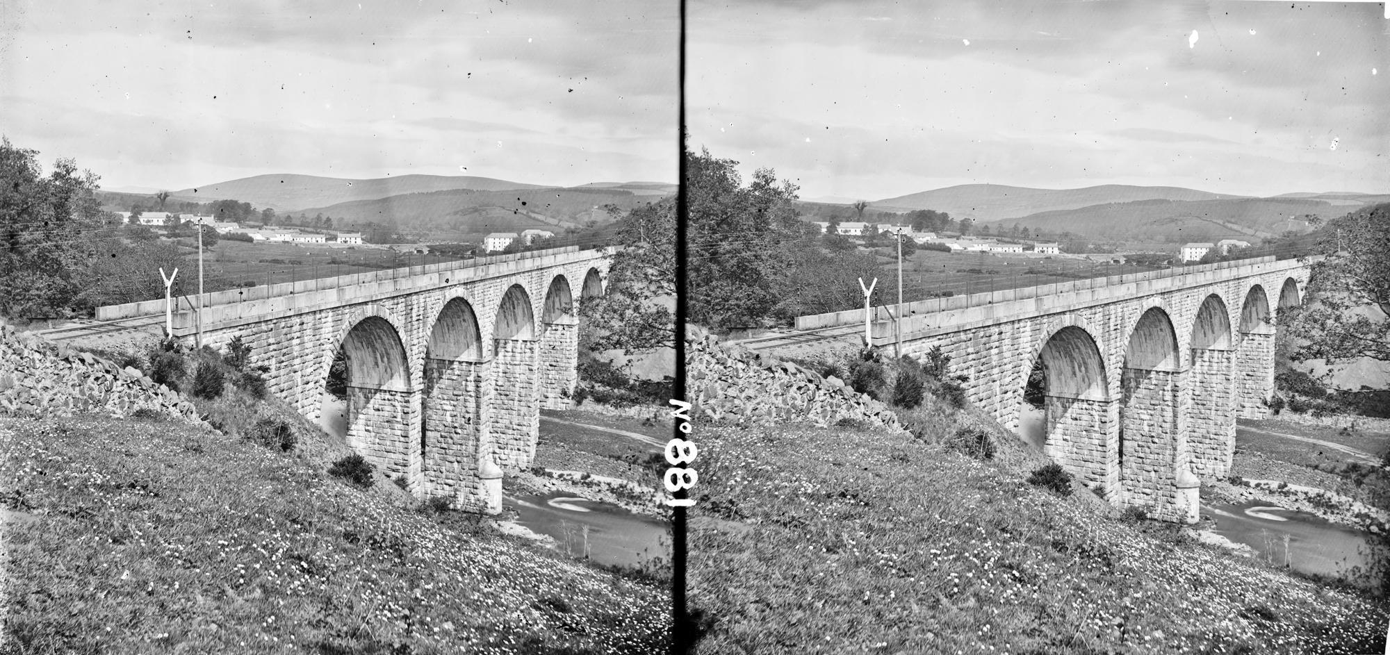 High Bridge over the Low Valley