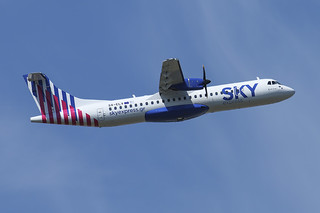ATR 72-600 - SEH - SX-ELV - s/n 1643