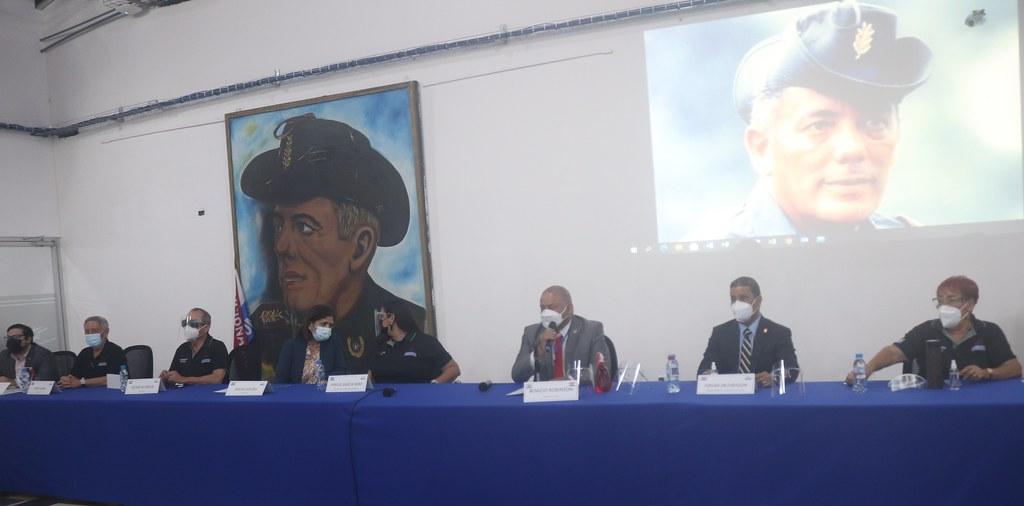 Reunión del CEN del PRD para la escogencia de los candidatos para los cargos de presidente y 1er vicepresidente para la elección de la nueva Junta Directiva de la Asamblea Nacional