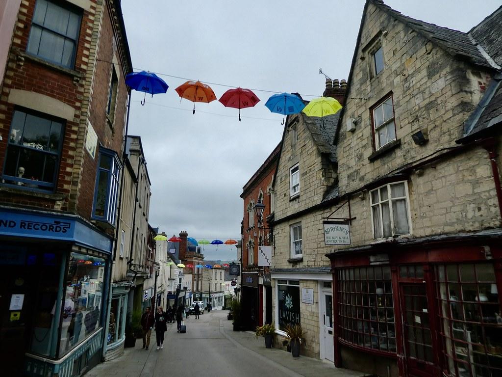 Stroud High Street
