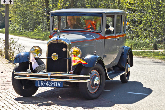 Citroën AC4 Berline Luxe 1929 (2310)