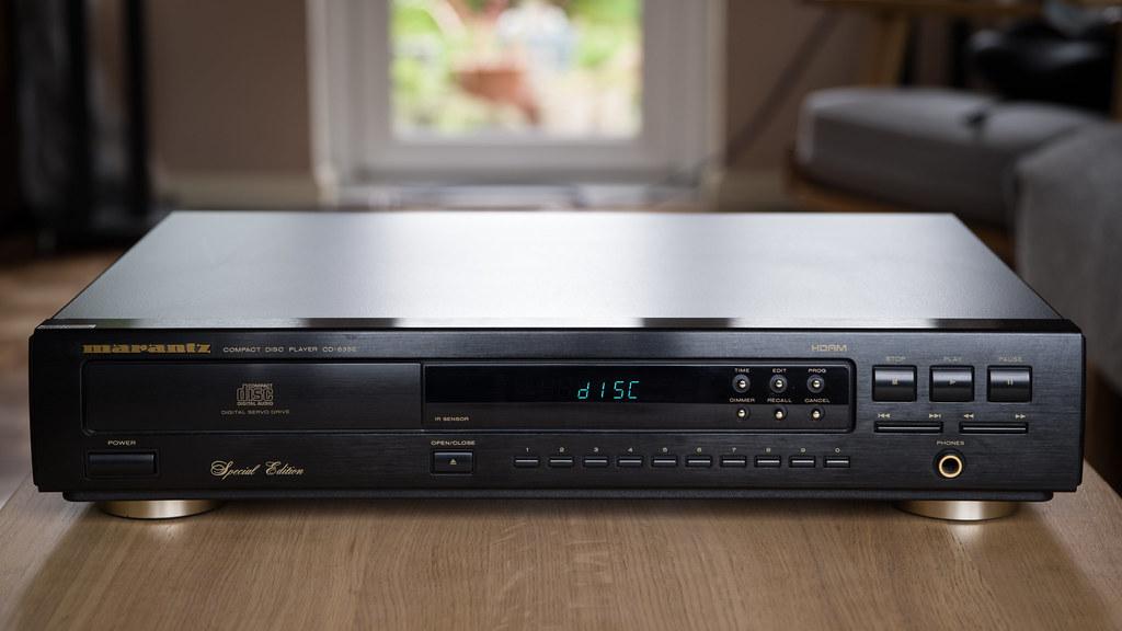 Marantz CD-63SE