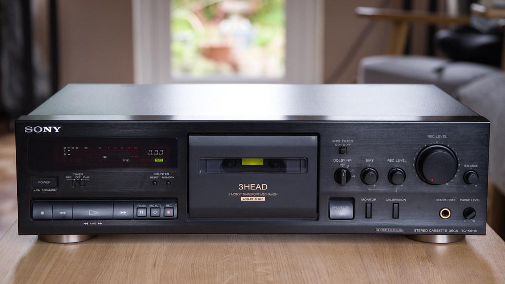 Sony TC-K611S