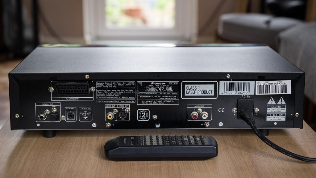 Pioneer DV-525