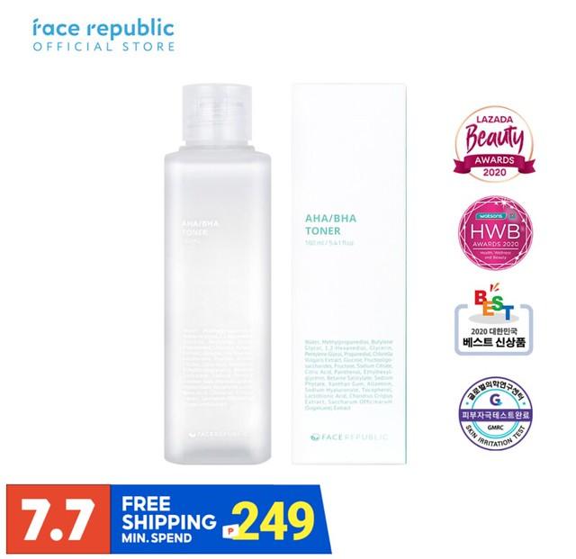Face Republic / Shopee