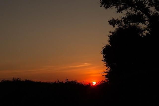 Cape Sunset Horizon