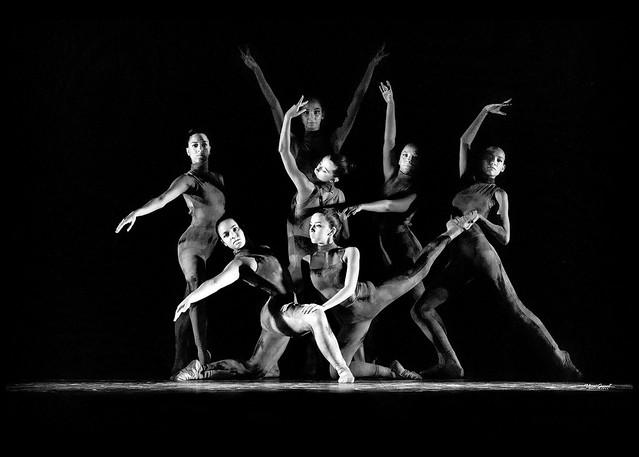 Graduació Dansa promoció 2020 BW