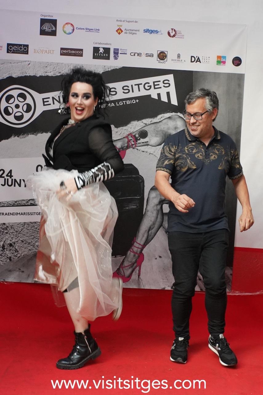 Gala Cloenda Mostra Cinema LGTBIQ+ ENDIMARIS Sitges 2021