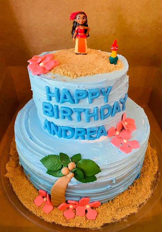 Cake by Delicia Pasteles