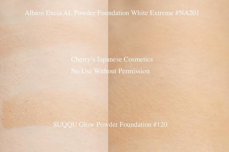 SUQQU Glow Powder Foundation
