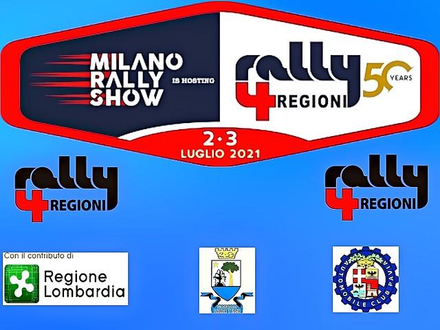 4 regioni rally logo