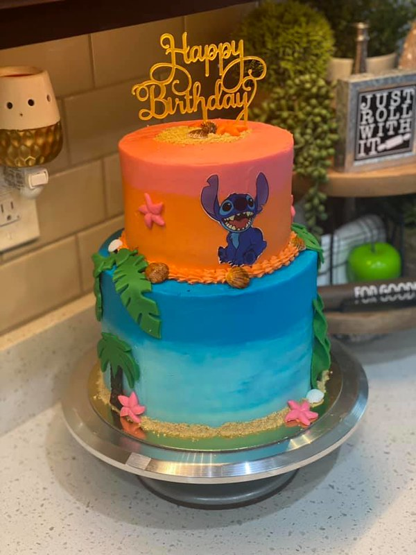 Cake by For Goodness Bakes