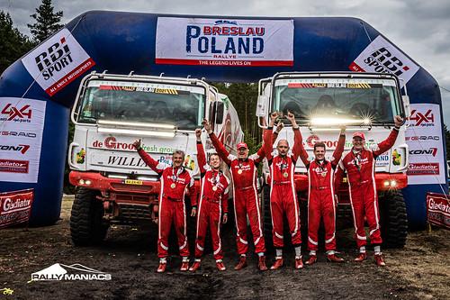 Rallye Breslau 2021 Leg 5