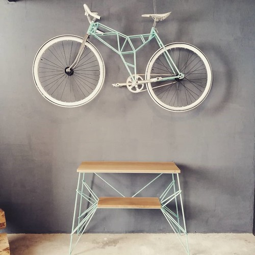 Photo suspension vélo Razikam