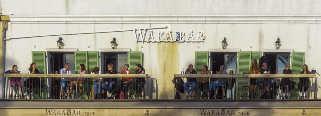 Waka Bar by forastico