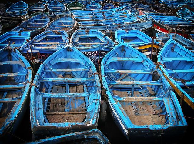 Essaouira blues...