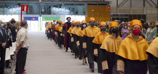 Graduaciones Comillas ICADE - Empresariales