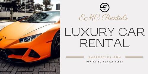 Exotic car rentals | exotic car rental near me | luxury car rental – EMC Exotics