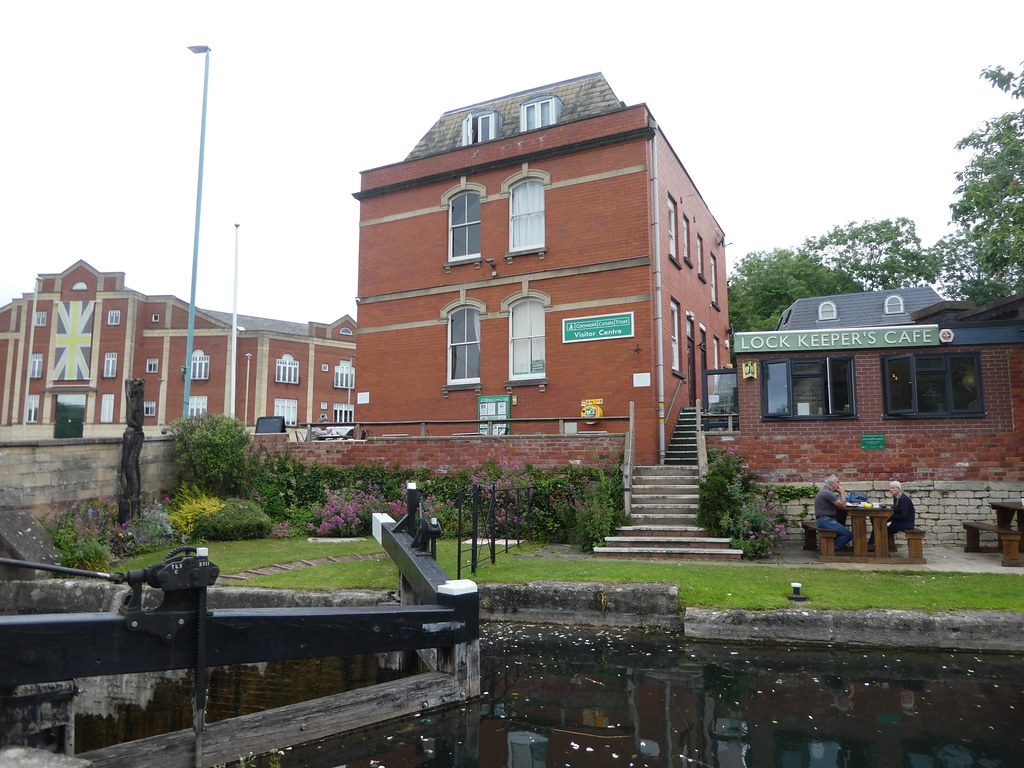 Cotswold Canal Visitor Centre, Stroud