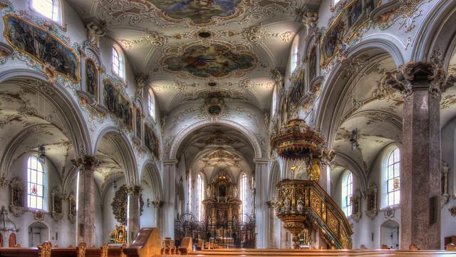 Kloster Mariastein I *explored*