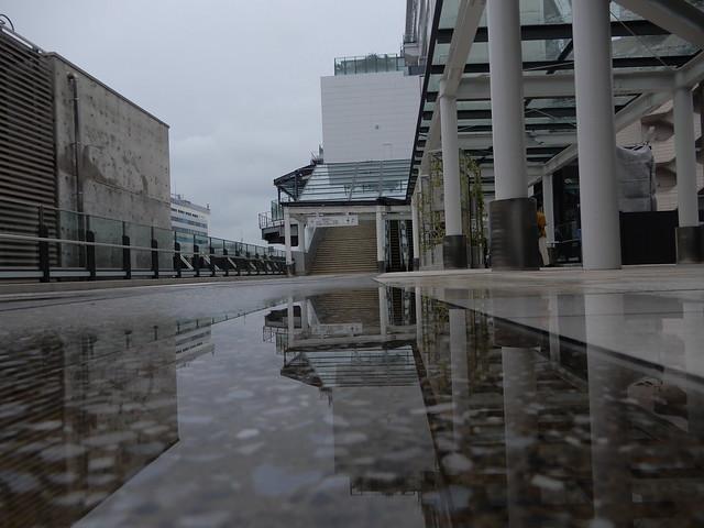 雨上がりの横浜 2021.7.3