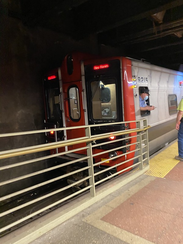 Road trip: on the metro north