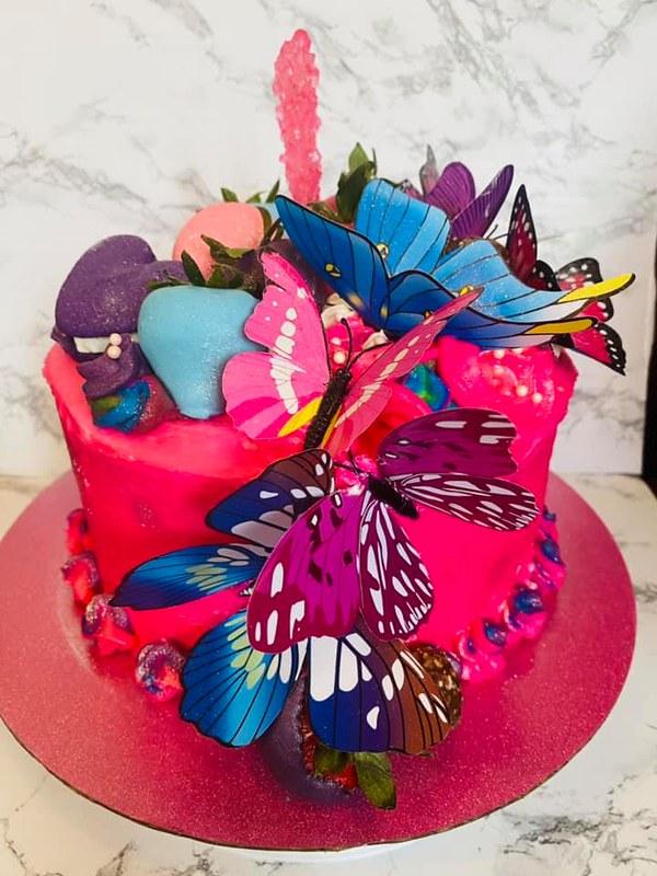 Cake by AudreyLei Bakes