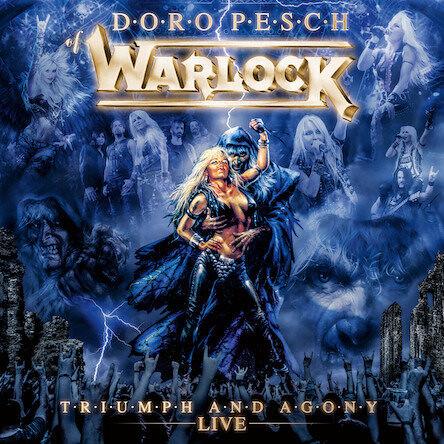 Album Review: Doro – Triumph And Agony Live