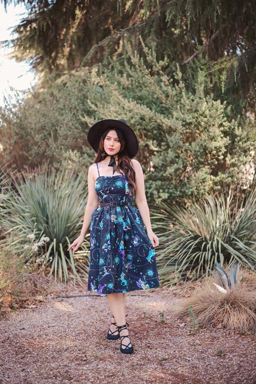 Kitschy Witch Designs Stargazer Marie Dress
