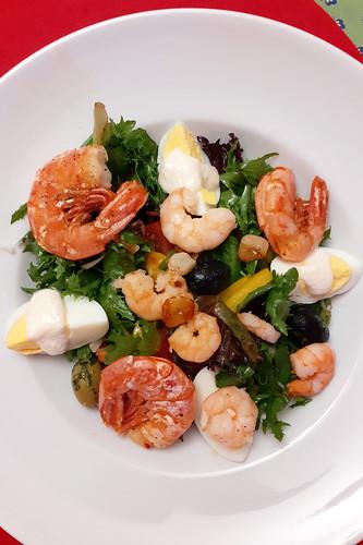 Was isst bei bei sommerlichem Aprilwetter - Brigitte Stolle